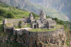 Monastère Tatev, Arménie