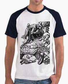 Camiseta Bella durmiente