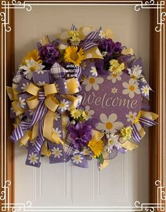 Wreath Making, Diy Wreath, Spring Wreaths, Holiday Wreaths, Mesh Ribbon, Make All, Deco Mesh Wreaths, How To Make Wreaths, Garland