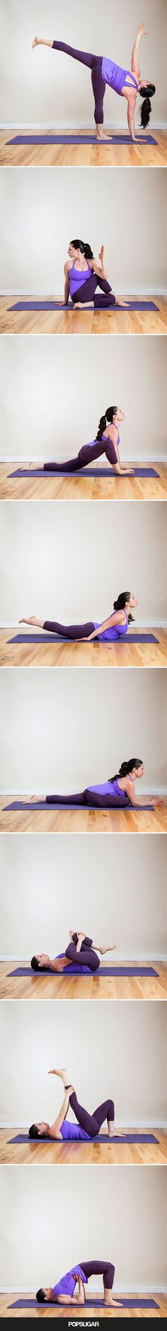 Whether Sciatica is an ongoing issue or new to you because of pregnancy, these yoga poses will offer the relief.