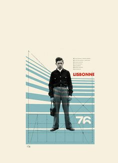 Beautiful collage work from Lisbon based designer Cristiana Couceiro Typography Inspiration, Graphic Design Inspiration, Typography Design, Modern Graphic Design, Graphic Design Illustration, Illustration Art, Helmut Schmid, Cristiana Couceiro, Collage Design