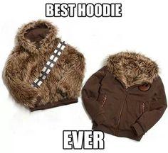 Wookie hoodie
