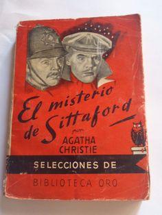Agatha Christie EL MISTERIO DE SITTAFORD Molino spanish illust