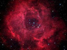 The Rosette Nebula / NASA Archive