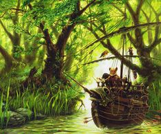 Cover Art by Pete Lyon for the Brian Jacques Mossflower series.