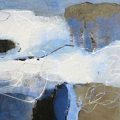 """Renate Migas, """"Dezembernebel"""" Mit einem Klick auf """"Als Kunstkarte versenden"""" versenden Sie kostenlos dieses Werk Ihren Freunden und Bekannten."""