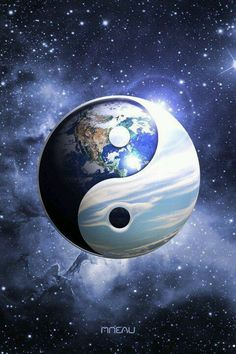 Yin and Yang - mother earth/father sky