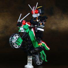 Kamen Rider Black   Kamen Rider Black/Masked Rider Black. Mo…   Flickr