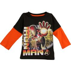 Marvel Little Boys' Ironman Long Sleeve Tee, Brown, 4T Marvel http://www.amazon.com/dp/B00H1AMKH8/ref=cm_sw_r_pi_dp_mJi.tb10BYVRY