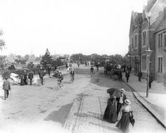 Nottingham Pubs, Old Pub, History Photos, Belfast, Family History, Bridge, The Past, Street View, Europe