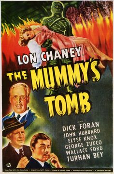 "The Mummy's Tomb (1942) ""A Tumba da Múmia"""