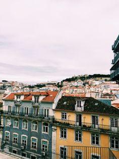 "always-classy-and-sassy:  ""Lisbon, Portugal  """