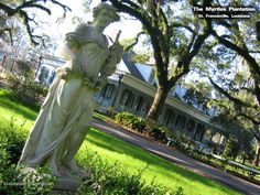 The Myrtles #haunted plantation home in St. Francisville, LA. Close to Baton Rouge and a really cool tour.