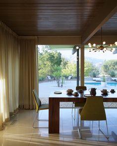 Mid Century Modern Dining Room | Mid-century modern dining room modern-dining-room