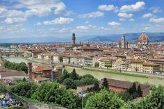 Exploring medieval Florence with Alaskan flair             #viventeconnect