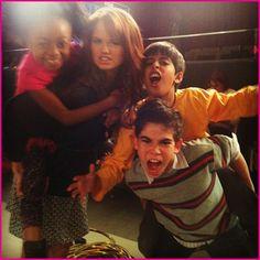 Austin & Jessie & Ally: All Star New Year Disney Channel Crossover December 7, 2012