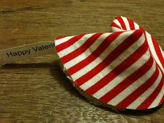 Etsy Fort Worth: craft culture:: fortune cookie valentine's