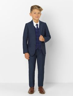 39 Best Boys Wedding Outfits images | Wedding suits, Wedding