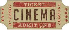 cinema ticket - Szukaj w Google