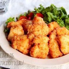 ♡揚げない&漬け込みなし♡鶏むね肉de塩からあげ♡【#簡単#時短#節約#お弁当】 - Mizukiの簡単レシピとキラキラテーブルスタイリング レシピブログ - 料理ブログのレシピ満載!