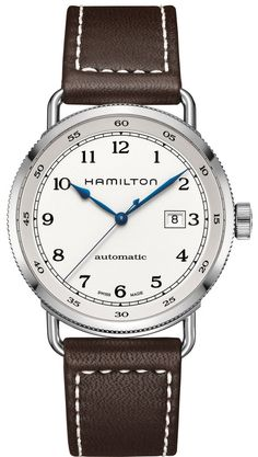 @hamiltonwfan Khaki Navy Pioneer Auto #bracelet-strap-leather #brand-hamilton #case-material-steel #case-width-43mm #delivery-timescale-call-us #dial-colour-silver #gender-mens #luxury #movement-automatic #official-stockist-for-hamilton-watches #packaging-hamilton-watch-packaging #subcat-khaki-navy #supplier-model-no-h77715553 #warranty-hamilton-official-2-year-guarantee