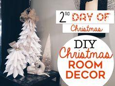3 EASY Christmas Room Decor DIY's | 2nd Day of Christmas! | DIY Christma...