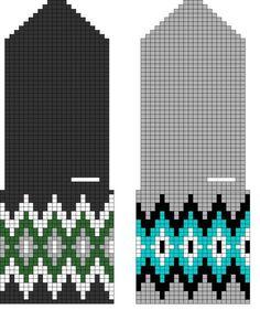 Knitted Mittens Pattern, Knit Mittens, Knitting Socks, Knitted Hats, Knitting Charts, Knitting Stitches, Knitting Patterns, Crochet Patterns, Tapestry Crochet