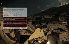 Inside the Haiti earthquake