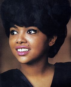 Tammi Terrell, after a string of hits with singer Marvin Gaye, Terrell was diagnosed with a brain tumour and died in 1970. A tragic end to one of the greatest singing duo of all time.