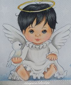 Christmas Yard Art, Christmas Drawing, Christmas Angels, Angel Images, Angel Pictures, Art Drawings Sketches, Cute Drawings, Angel Art, Fabric Painting