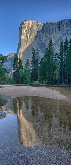 Yosemite National Park . California