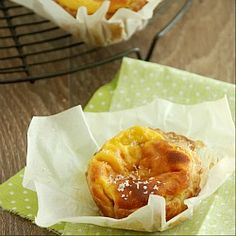 Mini Portuguese Flan with Coconut and Lime
