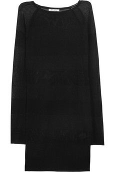 Classy LBD Style: T by Alexander Wang