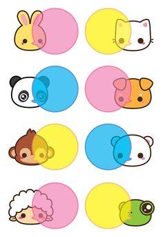 bubble gum clipart kawaii animals clipart cute animals clip art rh pinterest co uk cute animal clip art pinterest cute animals clipart free
