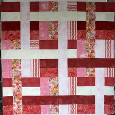 Come What May Quilt from Jaybird Quilts by pink chalk studio, via Flickr