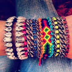 i <3 bracelets.
