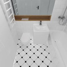 Tiny house bathroom design and ideas for your home. Tile Layout, Floor Layout, Bathroom Layout, Layout Design, Bathroom Ideas, Design Bathroom, Tiny House Bathroom, Small Bathroom, Bathroom Closet