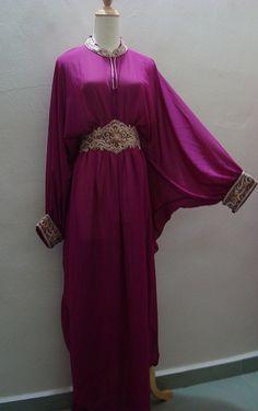#kaftan belt pink magenta- SOLD Like, Repin, Share! Thanks :)