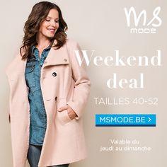 Weekend Deal FR Weekend Deals, Coat, Jackets, Fashion, Thursday, Down Jackets, Moda, Fashion Styles, Jacket