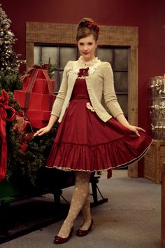 Fanny Rosie.     Oooh...this is an adorable outfit!!!
