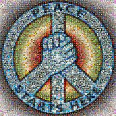 2014 Mosaic of Peace: Peace Starts Here