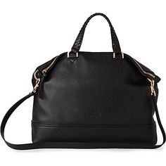 MULBERRY Effie spongy leather tote - Black