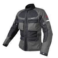 Καλοκαιρινό Μπουφάν Nordcap Terra Flow Dark Γκρι Motorcycle Accessories, Dark Grey, Sling Backpack, Motorcycle Jacket, Jackets, Flow, Fashion, Down Jackets, Moda