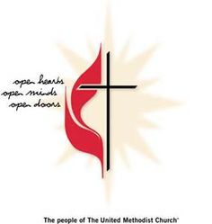 official cross and flame logo of the united methodist church rh pinterest com free methodist cross and flame clipart UMC Logo Clip Art