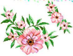 Чайная роза K297 Cross Stitch Rose, Floral Wreath, Wreaths, Rose Flowers, Plants, Cross Stitch, Vintage Cross Stitches, Roses, Needlepoint