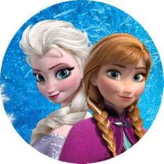 Disney Frozen Edible Photo Cup Cake Toppers Set of 24 1 5 Free
