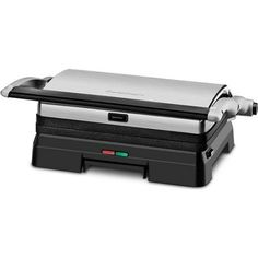 Love grilling but live in an apartment? Don't let that stop you from enjoying juicy grilled steaks and burgers! This Cuisinart Griddler 3-in-1 Grill and Panini Press brings the grill inside for simple and delicious grilled meals. #grill #indoor #cooking #home #buydig