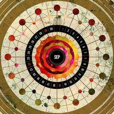 Cosmos MMXIII / calendar