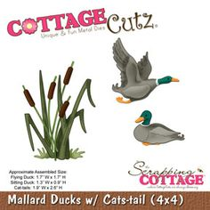 Cottage Cutz hunting collection...want
