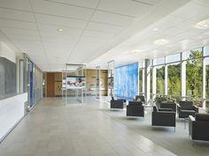 Ballinger Interior Design Corporate : Pharmaceutical Headquarters